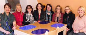Besuch im Caritas Frauenhaus