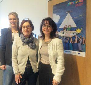 Patricia Steinberger, Margarete Paintner, Anja König
