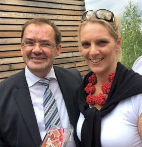 Jörg und Patricia